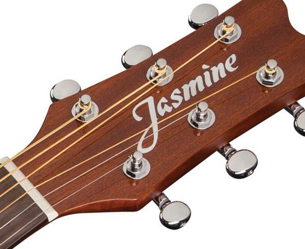 Jasmine JM-10 headstock