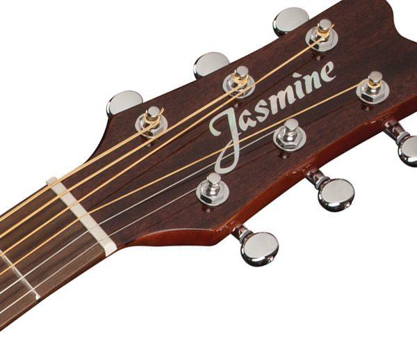 Jasmine JO-37 headstock